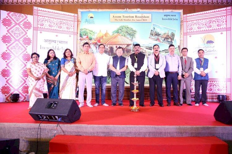 Assam Tourism conducts three-city roadshow