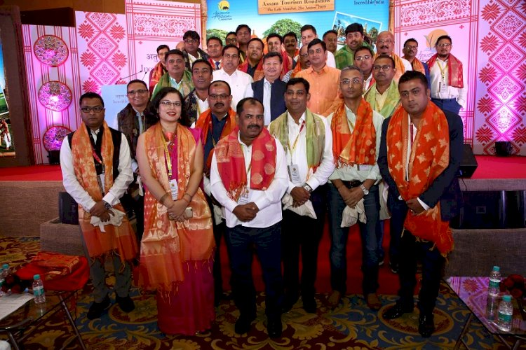 Assam Tourism conducts three-city roadshow