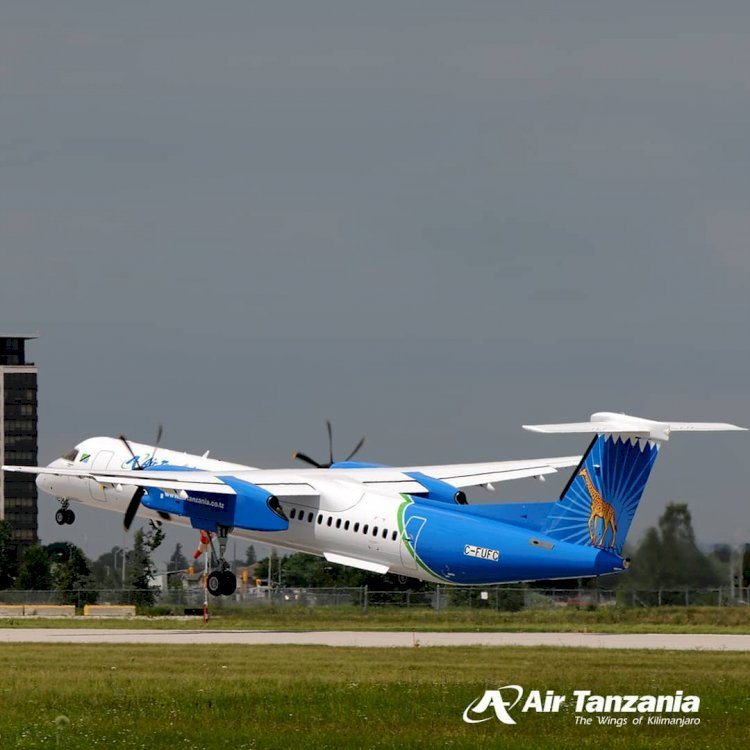 Air Tanzania Direct Flight on Mumbai - Dar Es Salaam