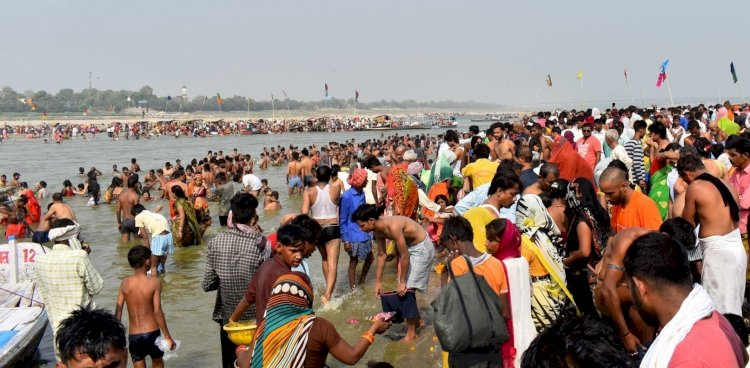 Prayagraj's Dusshera Celebrations