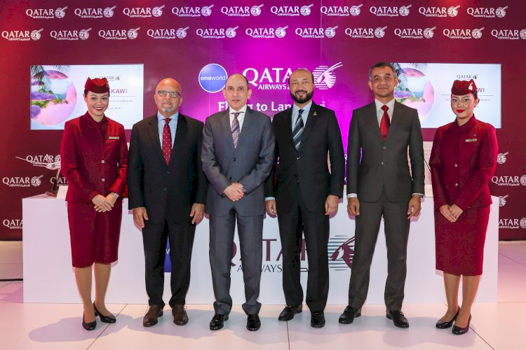 Qatar Airways announce the launch of Flights to Langkawi