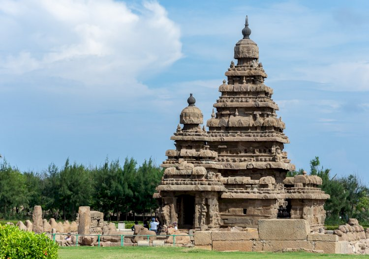 MAMALLAPURAM : Tamil Nadu Explore The World Heritage Site
