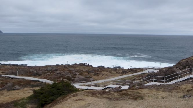 St.John's, Newfoundland -An affair with the most easterly city in North America