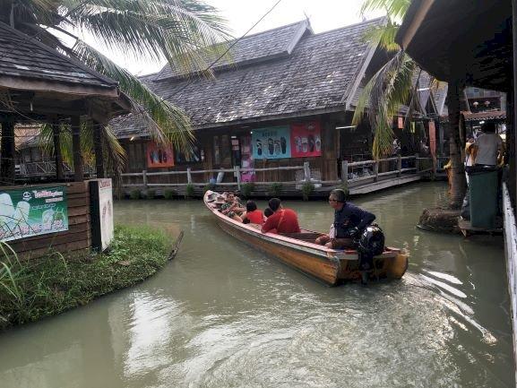 Road Trip in Thailand