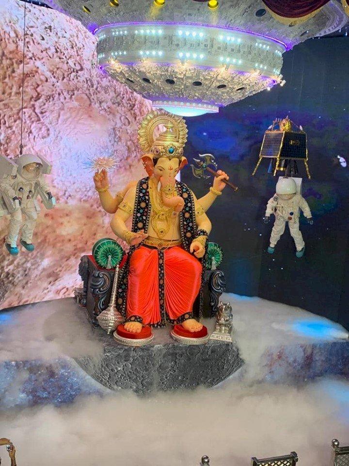 Mumbai Ganpati Festival 2019