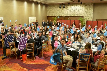 A Resounding Success of MEET TAIWAN in Singapore by IT&CM Event
