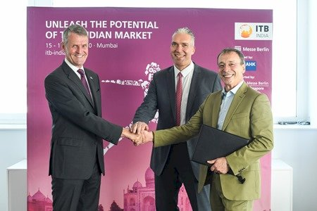 Messe Berlin appoints Indo-German Chamber of Commerce as an Event Organizer for ITB India