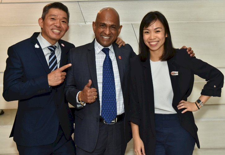 Singapore Tourism Board appointed two new Area Director in India
