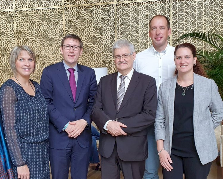 Wallonia Belgium organised four city tourism roadshow in India