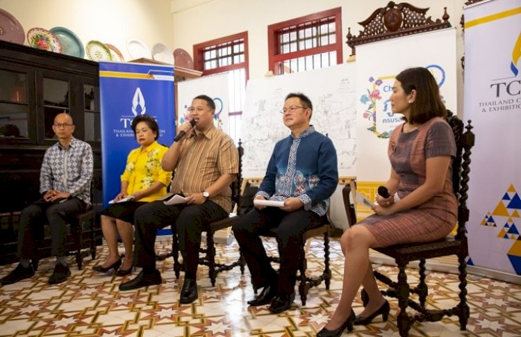 TCEB joins pact with associates in promoting 'Phuket MICE City' as world-class MICE destination