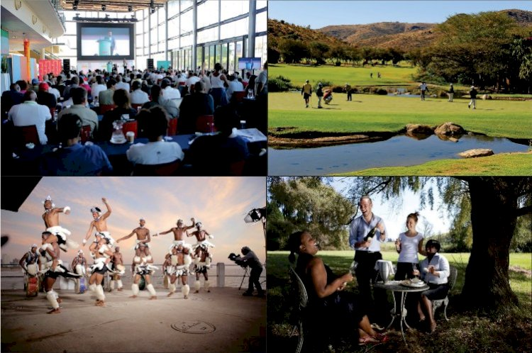 Explore South Africa as MICE Destination