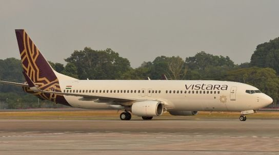 Vistara Airline added two new flight connectivity to Patna and Khajuraho destination