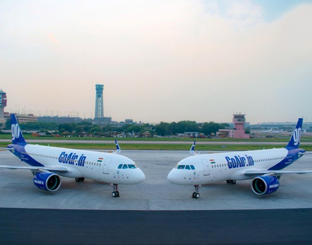 GoAir temporarily suspends all flights until 14th April 2020