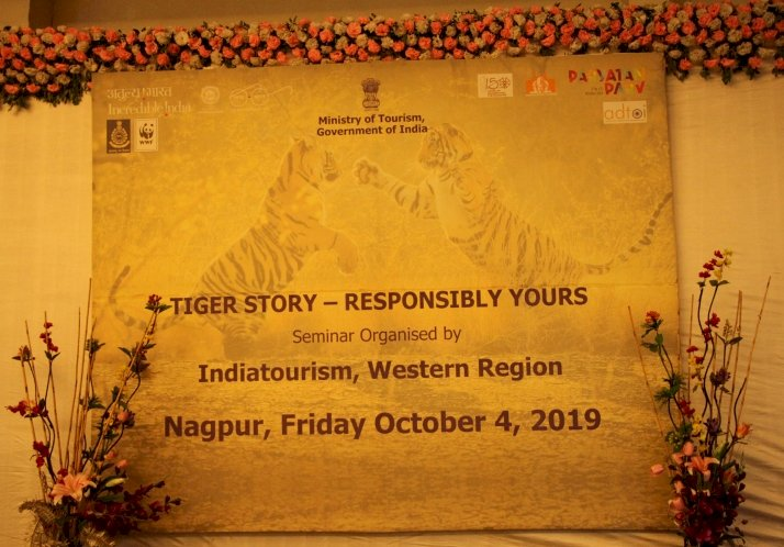 Indiatourism Mumbai organized Seminar on Tiger Story – Responsibly Yours""