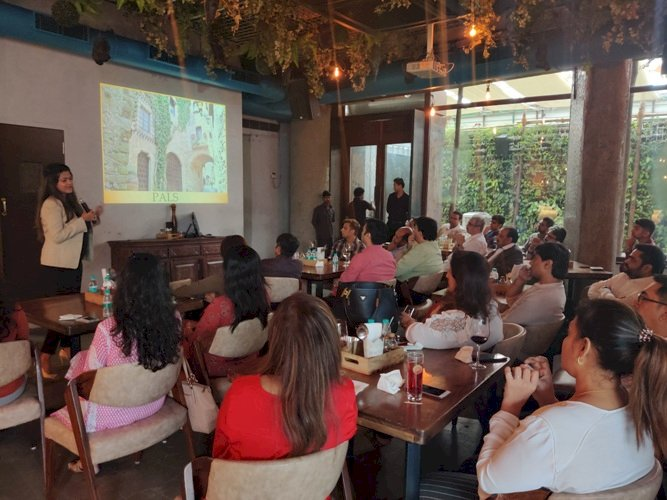 V.R. Costa Brava hosts networking evening in Mumbai