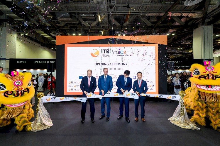 ITB Asia continues to break records with exhibitor numbers at an all-time high