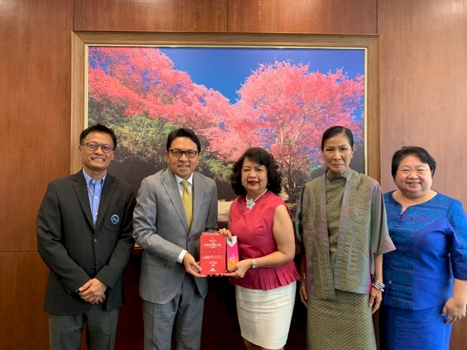 """Thailand ready to host the """"2020 Global Summit of Women"""" in Bangkok"""