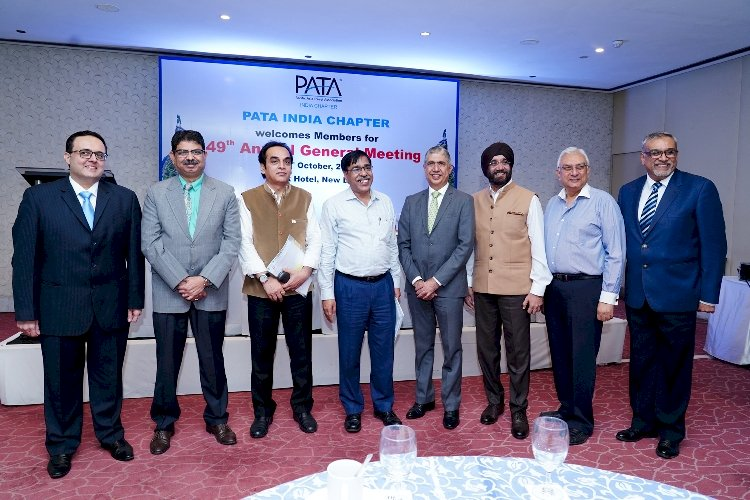 PATA India Chapter announced the Executive Committee for the term 2019- 2021