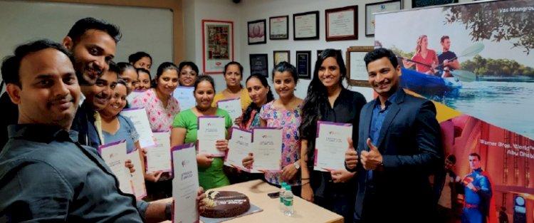 Experience Hub organized training program for Yas Island Abu Dhabi