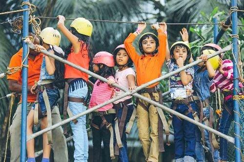 Celebrate Children's Day at The Krazy Kids Karnival