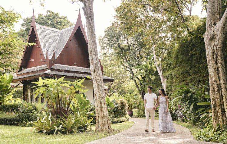 Wellness Destination Chiva-Som, Thailand, Announces New Festive Offers
