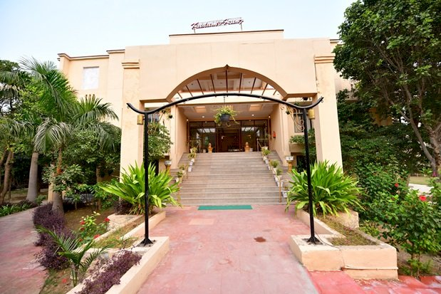 Pride's New Hotel 'Pride Kadamb Kunj Resort' at Bharatpur, Rajasthan