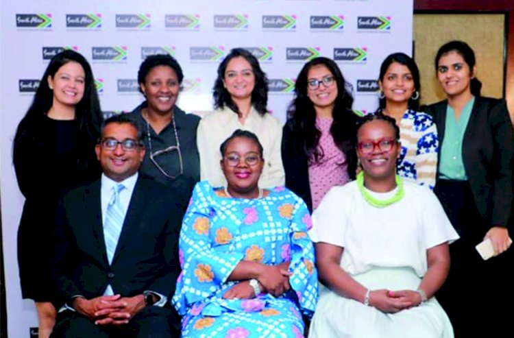 South African Minister of Tourism visits India  To Announce Launch of Pilot E-visa Programme