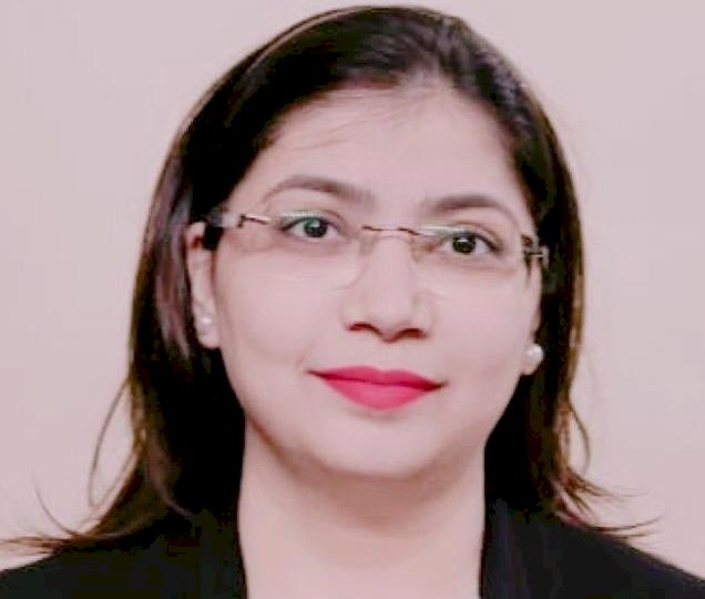 Prachi Chaturvedi has joined as Corporate Marketing Head of Pride Group of Hotels