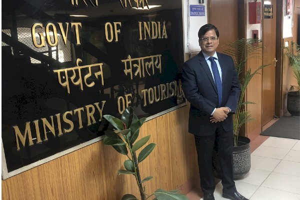 Rakesh Verma joins Ministry of Tourism as Joint Secretary
