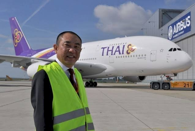 THAI Airways Issues Change Fee Waiver and Offers Refund Due to Novel Coronavirus To China People