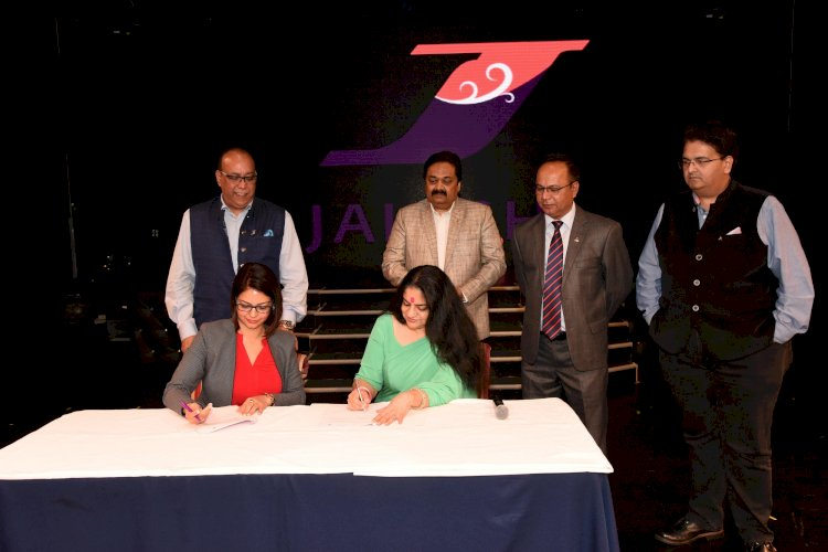 TAAI and Jalesh Cruises sign MOU to support TAAI & its members