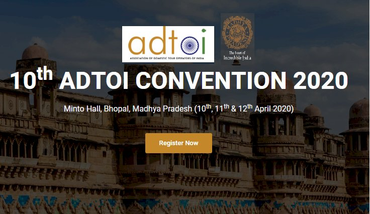 Registration is now open for the 10th ADTOI's Annual Convention 2020