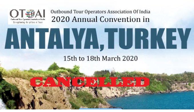 5th OTOAI Convention Postponed