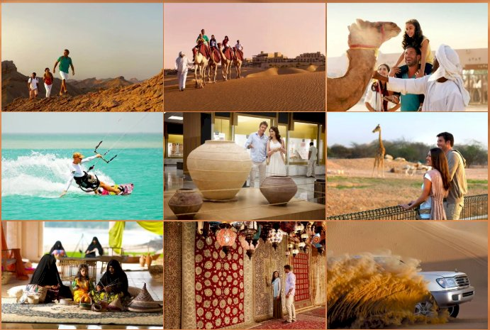 Inspirational video campaign by DCT Abu Dhabi, reassures travellers of better times ahead