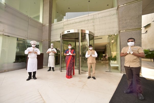 Pride Group of Hotels re-opens its door with