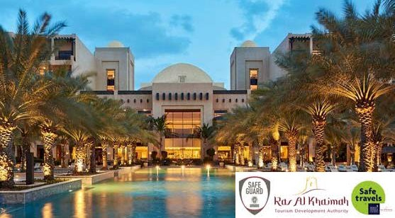 Ras Al Khaimah to receive the World Travel and Tourism Council (WTTC) SAFE TRAVELS STAMP