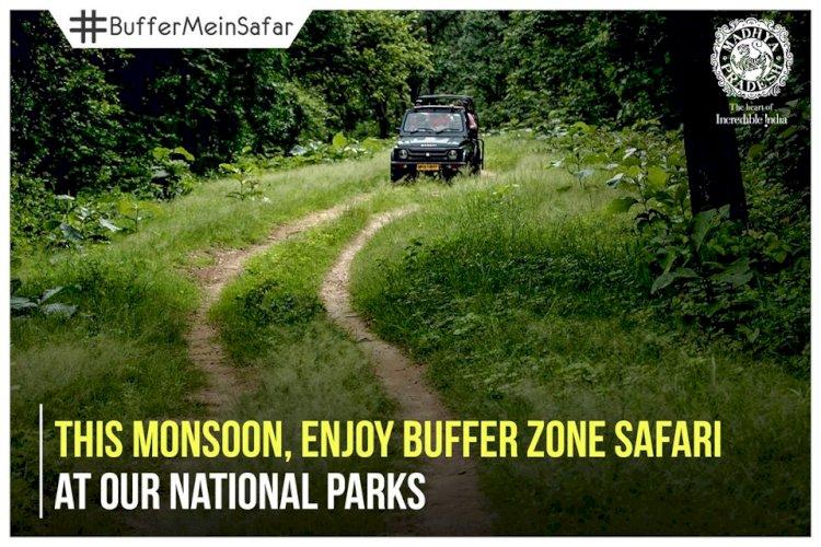 Madhya Pradesh Tourism Board launched #BufferMeinSafar campaign