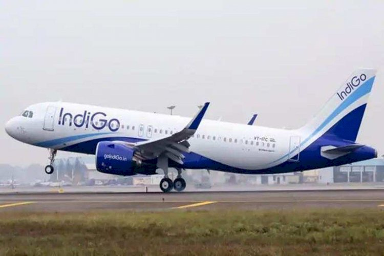 IndiGo tops the Safe Travel Barometer in India