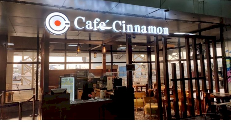 """Red Ginger opens its first Casual Dining Concept – """"Cafe Cinnamon"""""""