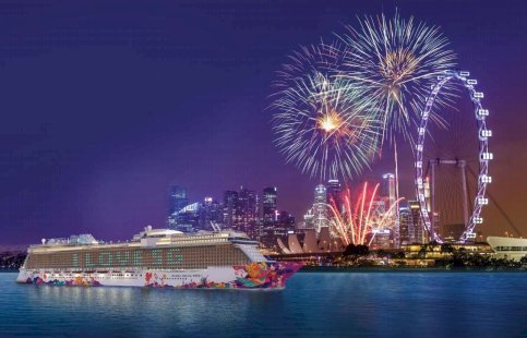 World Dream First Cruise Ship To Restart Service In Singapore