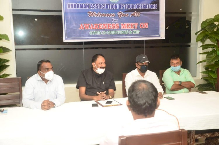 To revive Tourism AATO conducted Awareness Meet on COVID-19 SOPs and guidelines