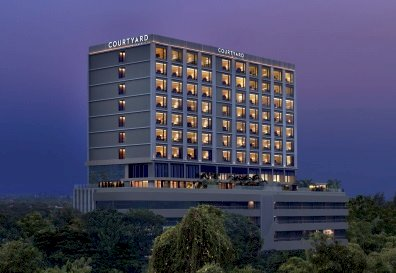 Courtyard by Marriott announced the opening of its second hotel in  Ahmedabad