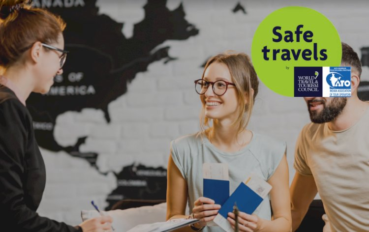 IATO Joins WTTC Safe Travel Stamp