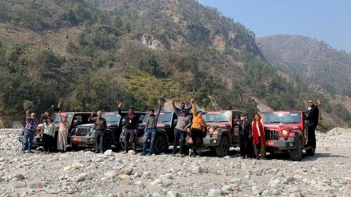 Drive Ver 2.O Subzero Car Rally in Uttarakhand