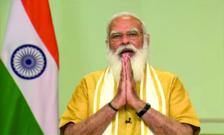 Global demand for Ayurvedic products is steadily rising said PM