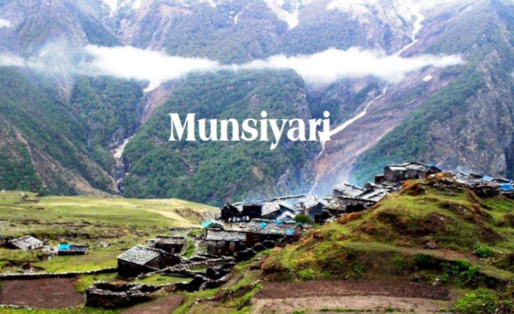 Munsiyari paradise for nature lovers and adventurous souls