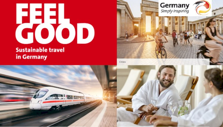 'Feel Good' campaign in 2021 promotes sustainable holidays in Germany