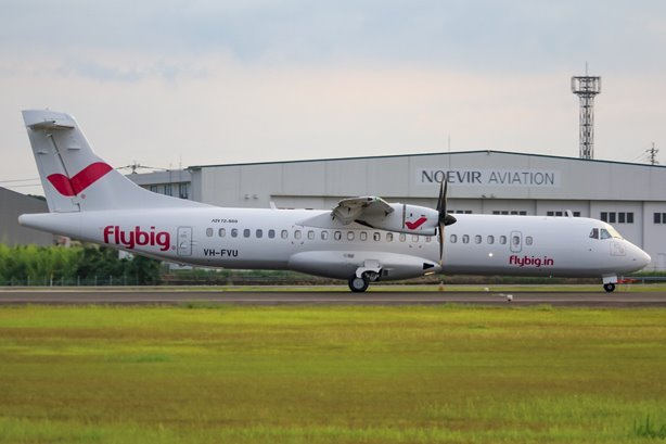 Flybig widens its operation in Northeast, connects 3 states in 50 days